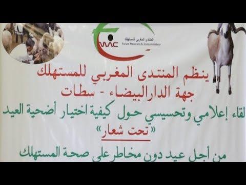المنتدى المغربي للمستهلك ينظم لقاء اعلامي حول كيفية اختيار اضحية العيد