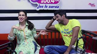 Sara Ali Khan blames Sushant Singh Rajput for what? Find out.....