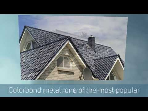 Colorbond Roofing Contractors Melbourne