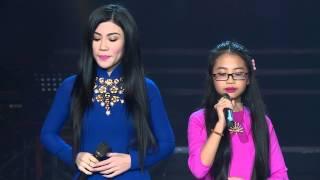 [Chung kết xếp hạng]: Giao Linh - Phương Mỹ Chi - Hoàng Châu - Uyên Trang: Lòng Mẹ