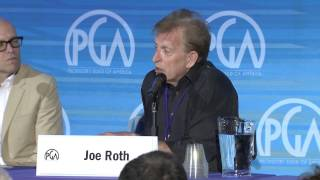 Failure won't kill you, but do take it personally - Joe Roth at Produced By Conference