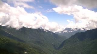 1060613合歡北峰反射板附近高山杜鵑花況