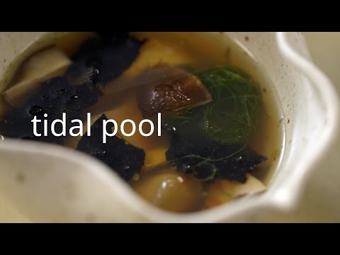 How To Make David Kinch's Iconic California Dish, Tidal Pool