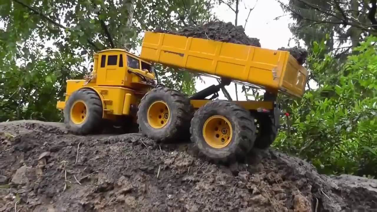 Best Of Rc Truck Rc Crash Rc Accident Rc Wheel Loader