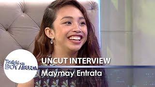 Maymay Entrata | TWBA Uncut Interview