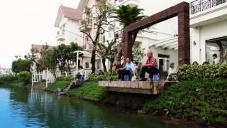 Biệt thự Vincom - Cuộc sống tại Vinhomes Riverside