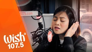 "Kyla performs ""Mahal Kita Pero Konti Na Lang"" LIVE on Wish 107.5 Bus"
