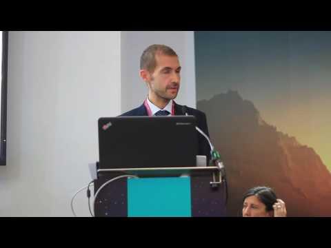 Alessio Crisantemi (direttore Gioco News) all'Eig di Berlino nel convegno con i regolatori Ue