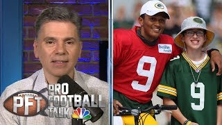 PFT Draft: Best NFL training camp rituals   Pro Football Talk   NBC Sports