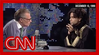 Prince Rogers Nelson's entire 1999 CNN interview (Larry King Live)