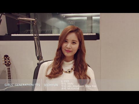 Girls' Generation-TTS 'Holler' Album Introduction by SEOHYUN
