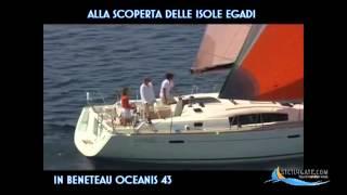 Beneteau oceanis43 - a vela fra le egadi