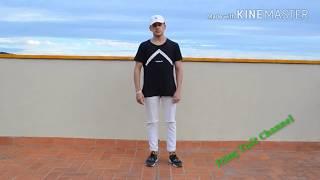 Hướng dẫn các động tác nâng cao trong bài nhảy đẹp suffle dance p1