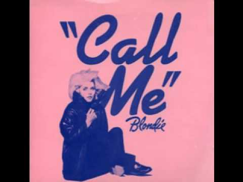 1980. CALL ME. BLONDIE. EXTENDED VERSION.