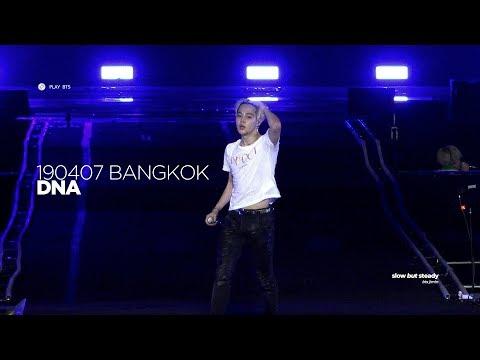 190407 방탄소년단 지민 (BTS JIMIN) - DNA Short ver. (JIMIN FOCUS 4K fancam)