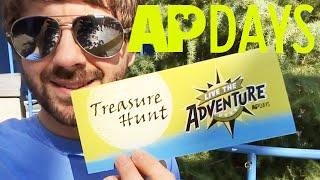 DISNEYLAND TREASURE HUNT - #APDays Week 2