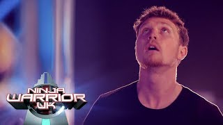 Could Tim Shieff be the FIRST to complete the course | Ninja Warrior UK