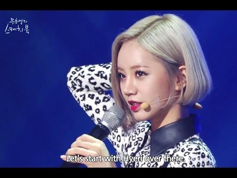 Yu Huiyeol's Sketchbook -유희열의 스케치북: Cultwo & Ssultwo, Girl's Day, Zia, Cold Cherry (2014.02.21)