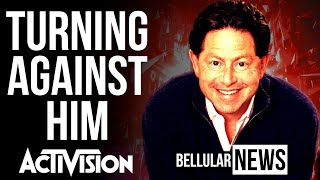 Shareholders Are PISSED At Activision CEO Bobby Kotick Leadership & Pay | What's Really Happening