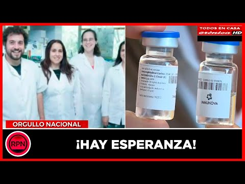 FALTA POCO: fuertes avances en la vacuna argentina contra el covid