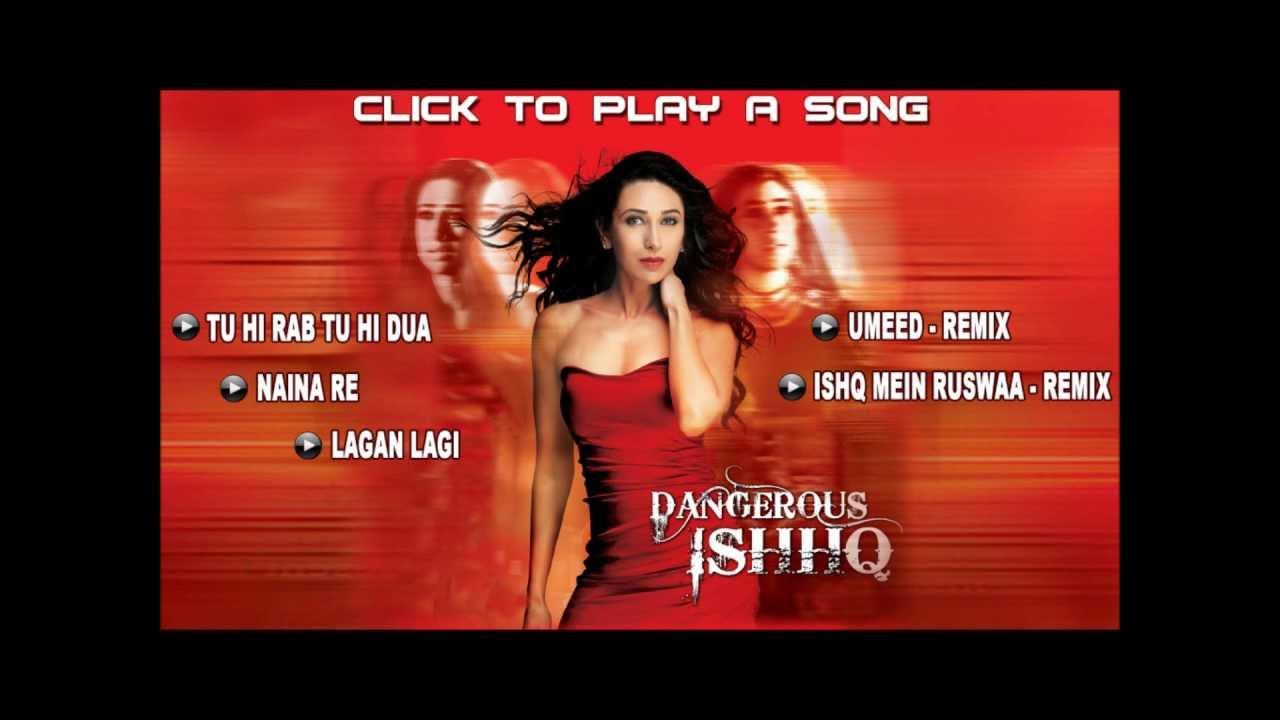 Dangerous Ishhq Full Songs | Karisma Kapoor - YouTube