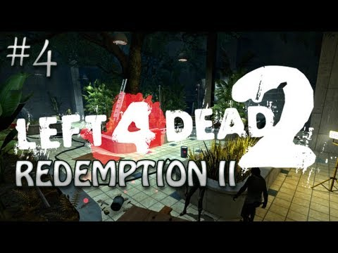 Left 4 Dead 2: Redemption II Part 4 - Jurassic Park Room - Smashpipe Games