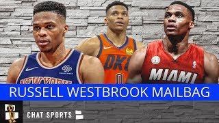 Russell Westbrook Trade: Rumors, News, Potential Trade Ideas, Team Fits & Thunder Rumors | Mailbag