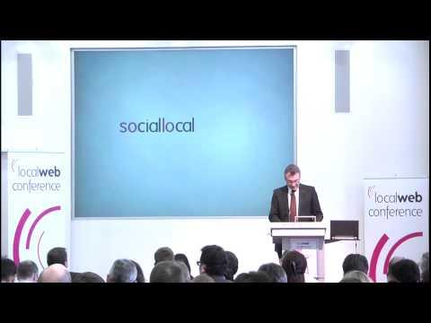 Rede: Eröffnung der Local Web Conference 2012 durch Siefried Schneider