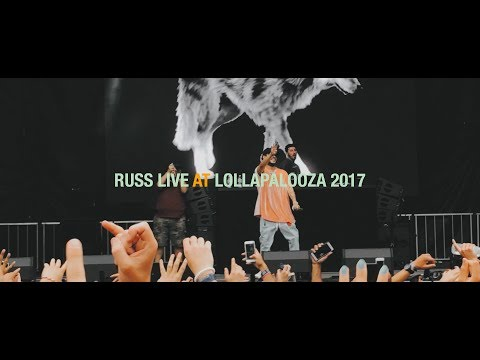 Russ Live at Lollapalooza 2017