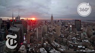 Daybreak Around the World | The Daily 360 | The New York Times