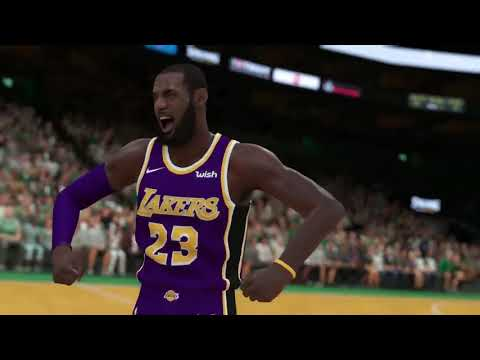 video NBA 2K21 (Mamba Forever Edition) – PS4