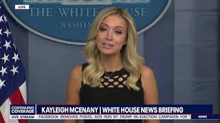 OH WOW: The Kayleigh McEnany and CNN Jim Acosta SHOWDOWN You Need To WATCH