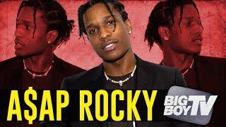 A$AP Rocky on Staying Sober, Bra Collection, Soulja Boy + MORE!