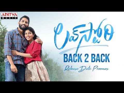 Love Story Latest Back 2 Back and Songs Promos- Naga Chaitanya, Sai Pallavi