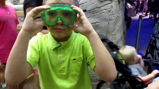GUESS WHO WE SAW ON OUR TRIP TO THE CHILDREN'S MUSEUM...COULD IT BE??? Watch till END