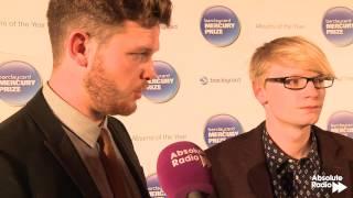 Alt-J win prestigious Mercury Prize