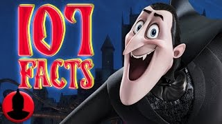 107 Hotel Transylvania Facts YOU Should Know! | Channel Frederator