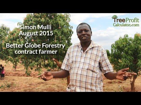 Better Globe Testimonial From Contract Farmer in Kenya