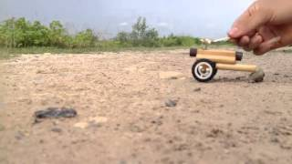 đại bác mini Việt Nam (mini cannon)