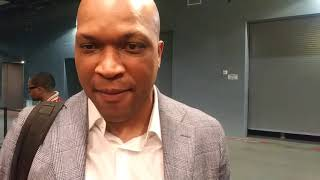 Derrick James admit He had a Chip on Shoulder & was Disappointed w Sugar Ray Leonard