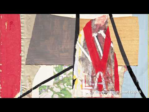 The Guggenheim - Robert Motherwell: Early Collages