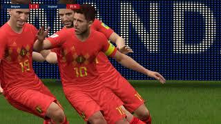 Trực tiếp bóng đá Bỉ vs Anh - Tranh Hạng 3 World Cup 2018
