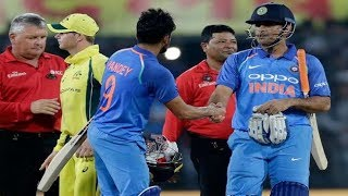 Ind vs Aus: Here's how Team India celebrated Series win ov..