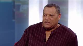 The Little Lie That Launched Laurence Fishburne's Career