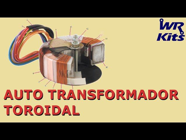 AUTO TRANSFORMADOR TOROIDAL