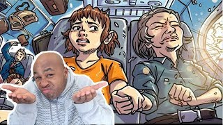 How To Survive a Airplane Crash REACTION!