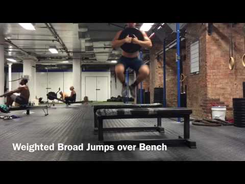 Plyometrics Jump Training Drills: Weightlifting and Athletics