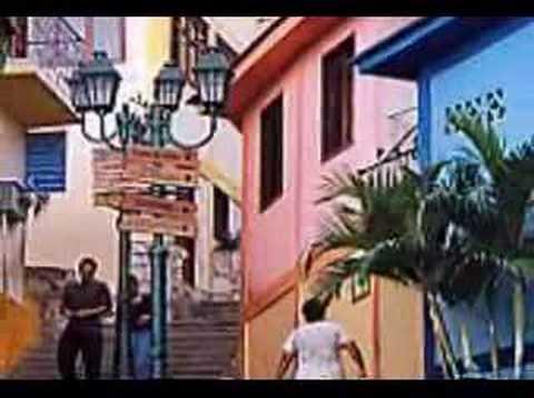 Los Errantes de Guayaquil - quisiera estar contigo
