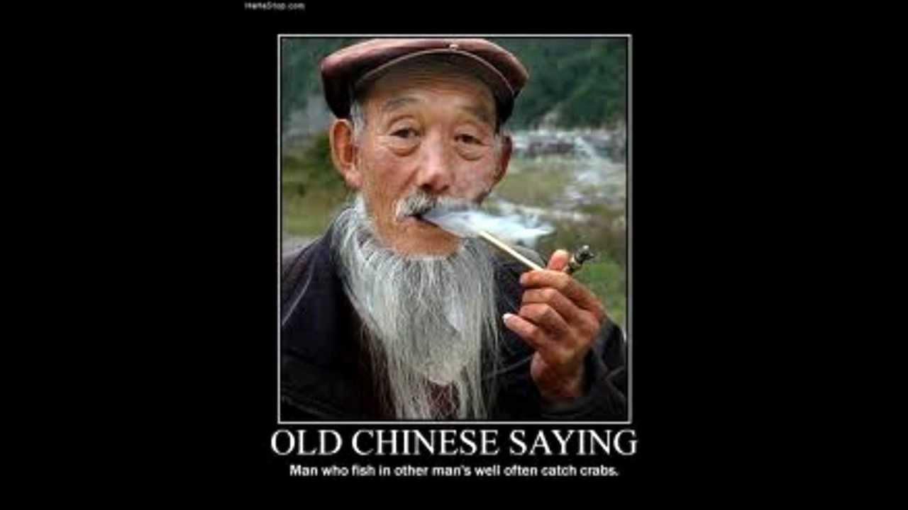 Chinese Food Man To