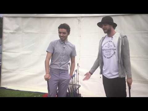 Nathan Sykes And Jay McGuiness Fusion Festival